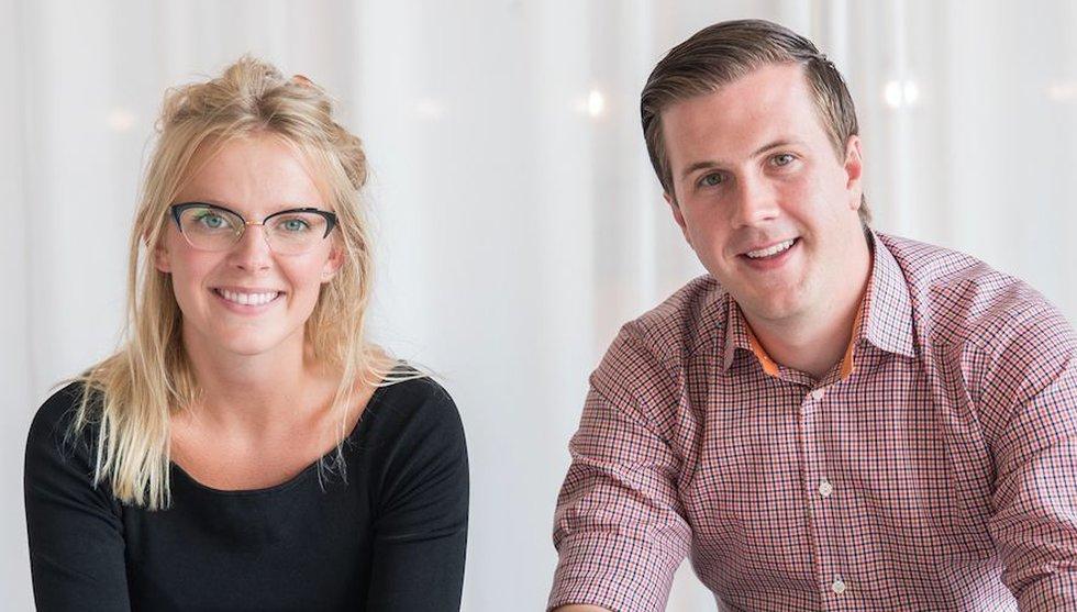 Malmö Startups växlar upp - duo ska sätta Skåne på startupkartan