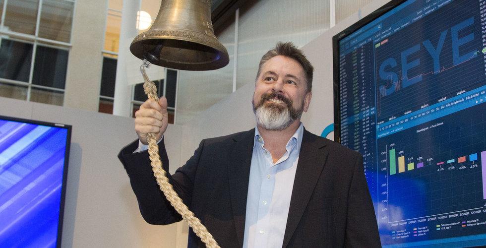 Smart Eye vinner nya kontrakt – stiger på börsen