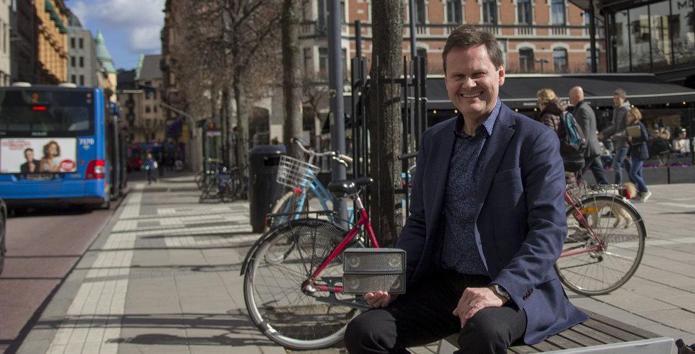 Gullspång invest hemliga investeraren i Karlstads hetaste högtalarstartup