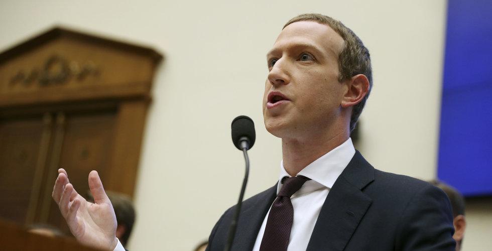 Facebooks Mark Zuckerberg kan kallas till Senaten