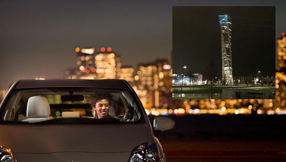 Tuff konkurrens för taxibolagen – nu lanseras Uber i Malmö