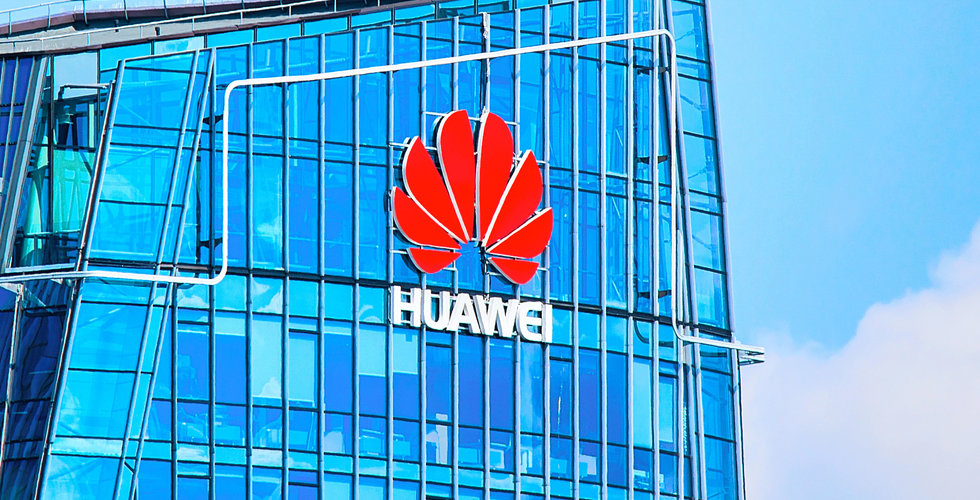 Huawei-paket dirigerades om – nu ska Kina granska om Fedex gjort fel