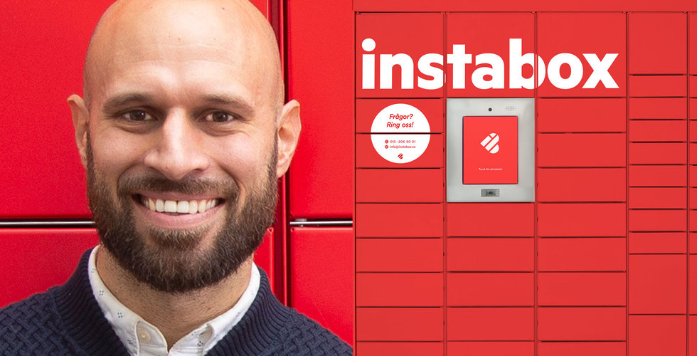 Instabox tar in 750 miljoner – EQT Ventures kliver in