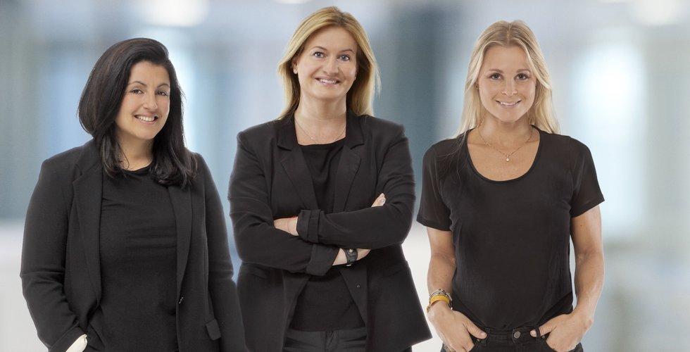 """Wes rekryterar kvinnor till ledande positioner – """"Planen är att landa på 30 miljoner"""""""