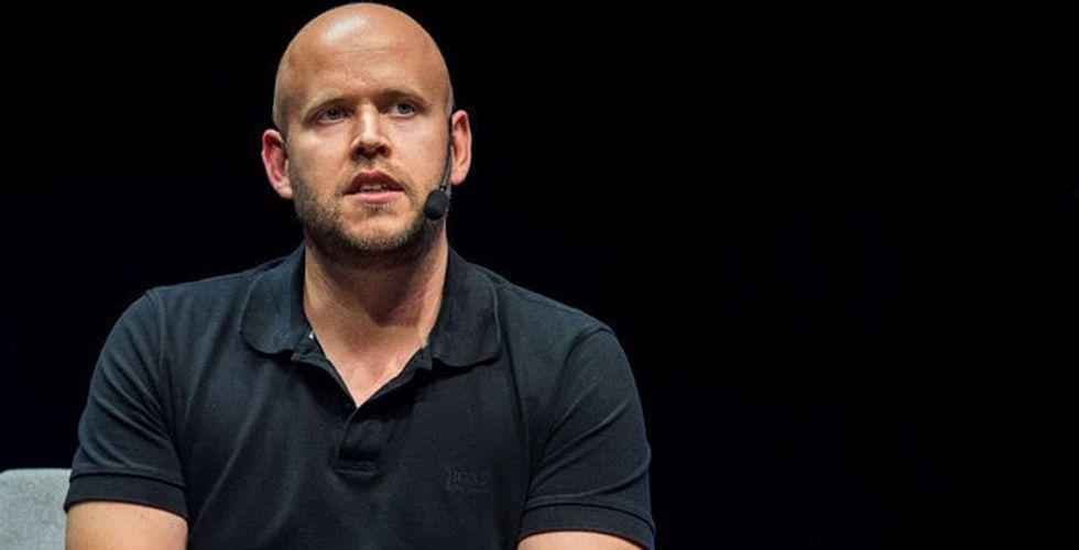 Trist resa för Spotifyaktien  - kursen har stått stilla i över ett år
