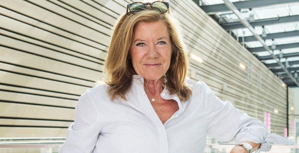 """Lena Apler har byggt två banker: """"Jag är patologiskt förälskad i mitt bolag"""""""