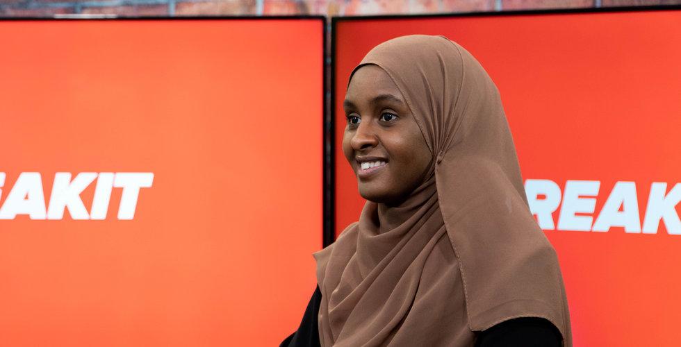 Deqa Abukar vill lyfta entreprenörer i orten – avslöjar nästa drag för Bling