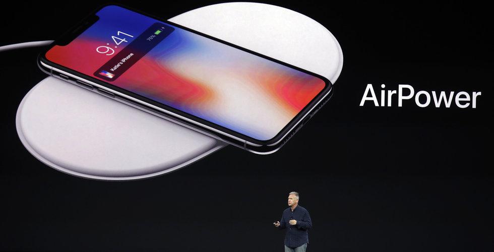 Apple lanserade inte Airpower under 2018 som utlovat