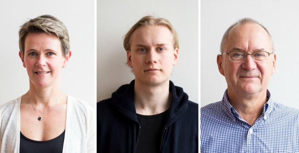 Breakit - Arthro Therapeutics får kapital från Sophia Bendz och Hampus Jakobsson