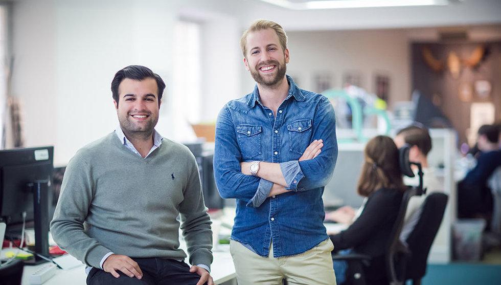 Deras startup värd 200 miljoner - nu gasar Billogram