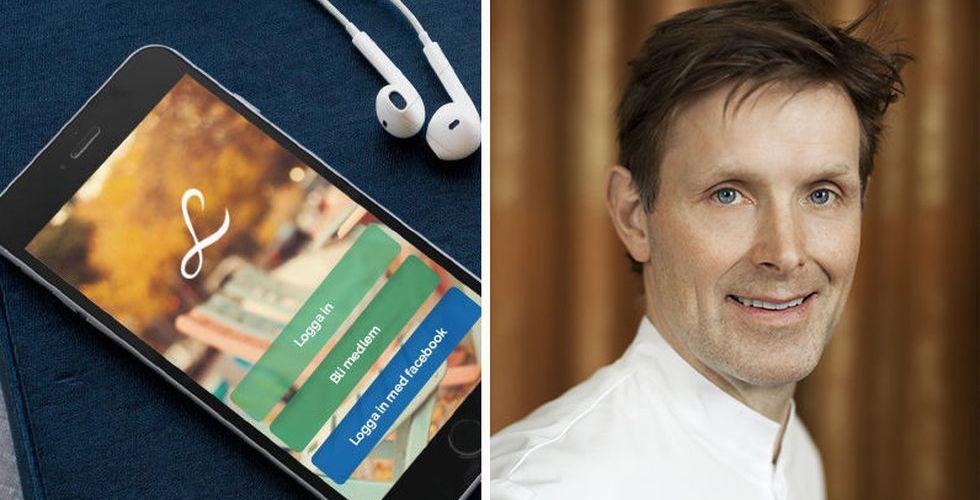 Tv-kockarnas krogar tar hjälp av ny app för att fylla tomma bord