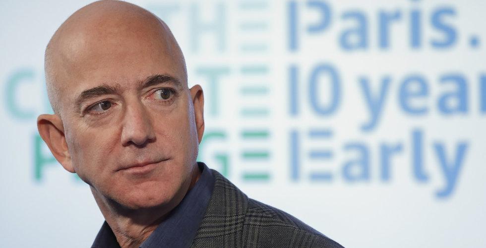 Amazon nära förvärv av filmbolag – betalar 75 miljarder