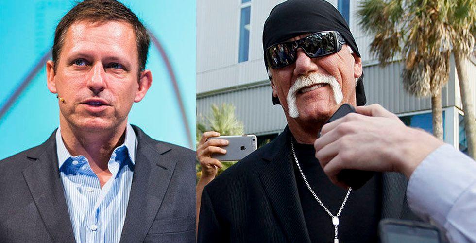 Breakit - Miljardären Peter Thiels hemliga plan – sänka Gawker med Hulk Hogan