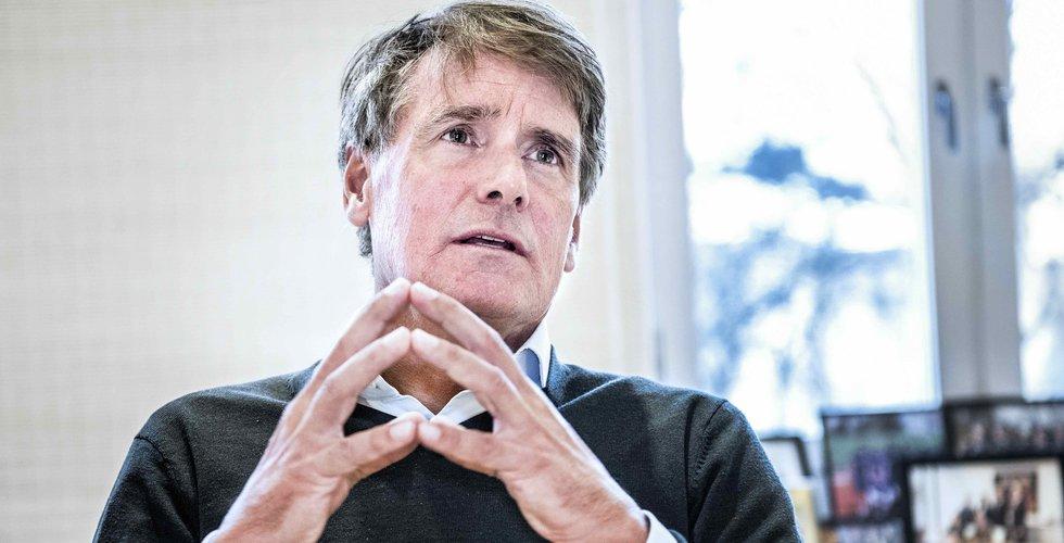 Gardell kvar som storägare i Veoneer efter avknoppningen från Autoliv