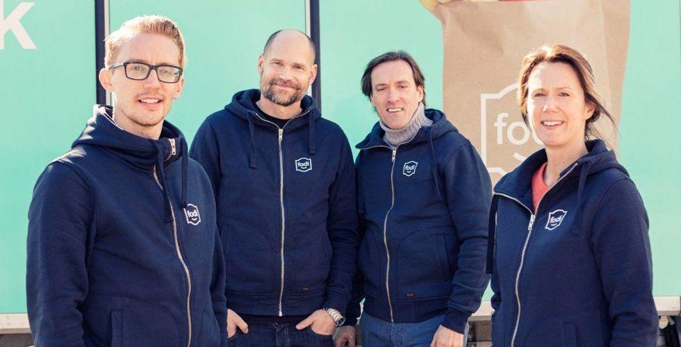 Fodi utmanar matjättarna lokalt – köper upp Gården Direkt