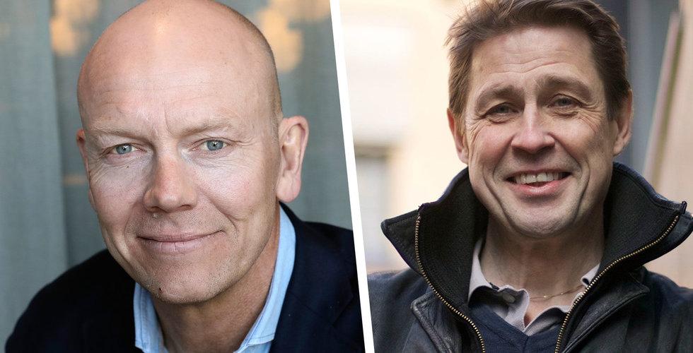 Mats Sundin köper upp svensk tech-startup