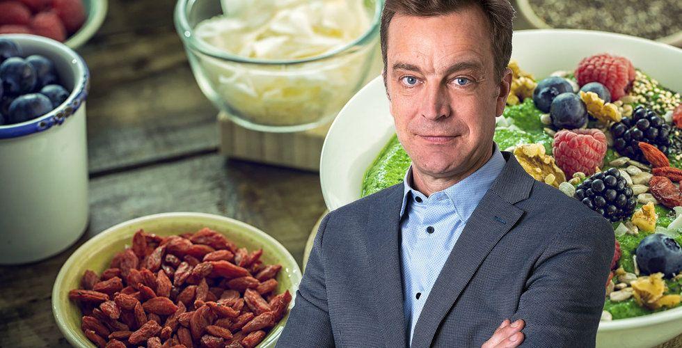 """Viggos spaningar från Almedalen: """"Foodtech och startups är hett"""""""