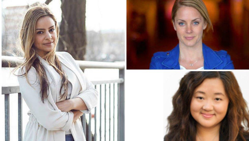 Framtidens kvinnliga ledare –  här är namnen du ska hålla koll på