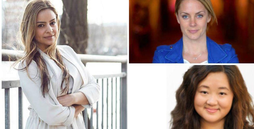Breakit - Framtidens kvinnliga ledare –  här är namnen du ska hålla koll på