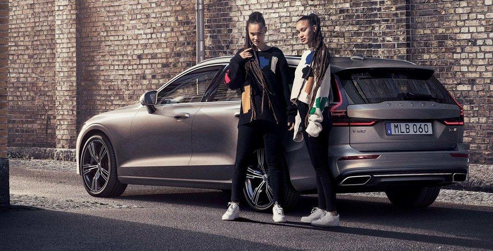 Volvo Cars löfte: Ska använda mer återvunnen plast