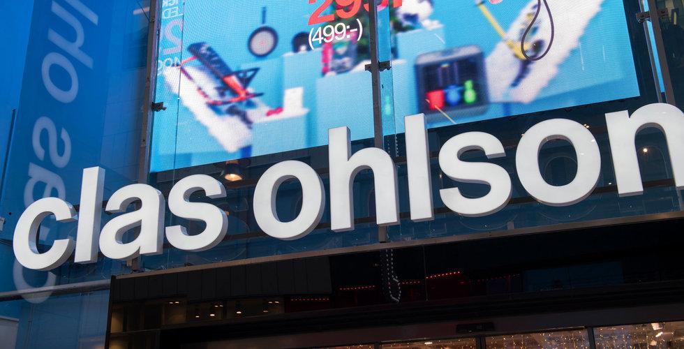 Breakit - Clas Ohlson öppnar ny mini-butik i Norge