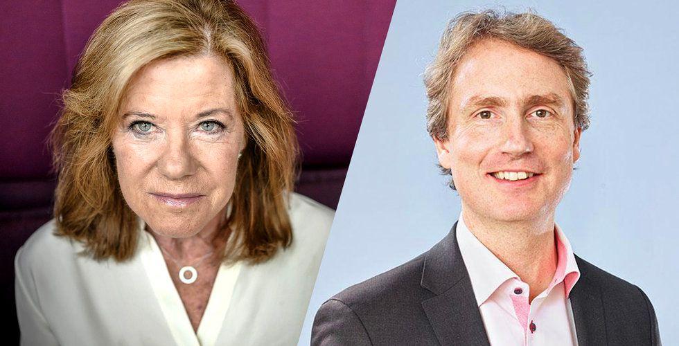 Erik Selin föreslås bli ny ordförande i Collector – ersätter Lena Apler