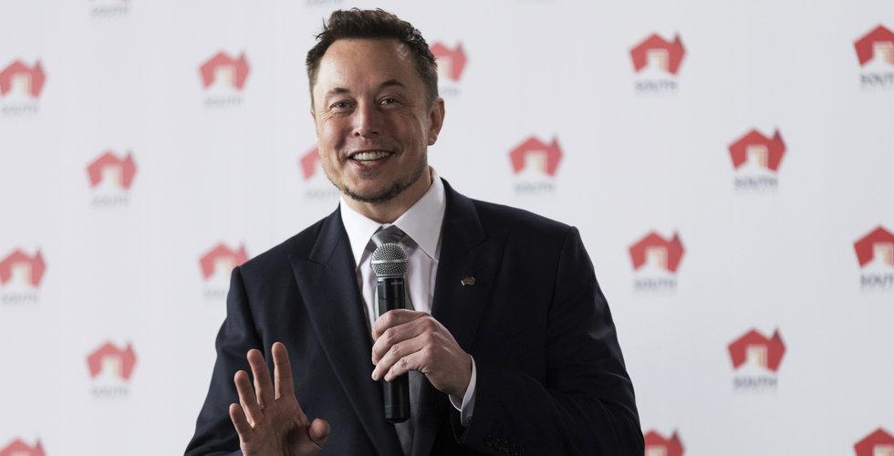 Breakit - Tesla planerar fabrik för 500.000 bilar i Kina