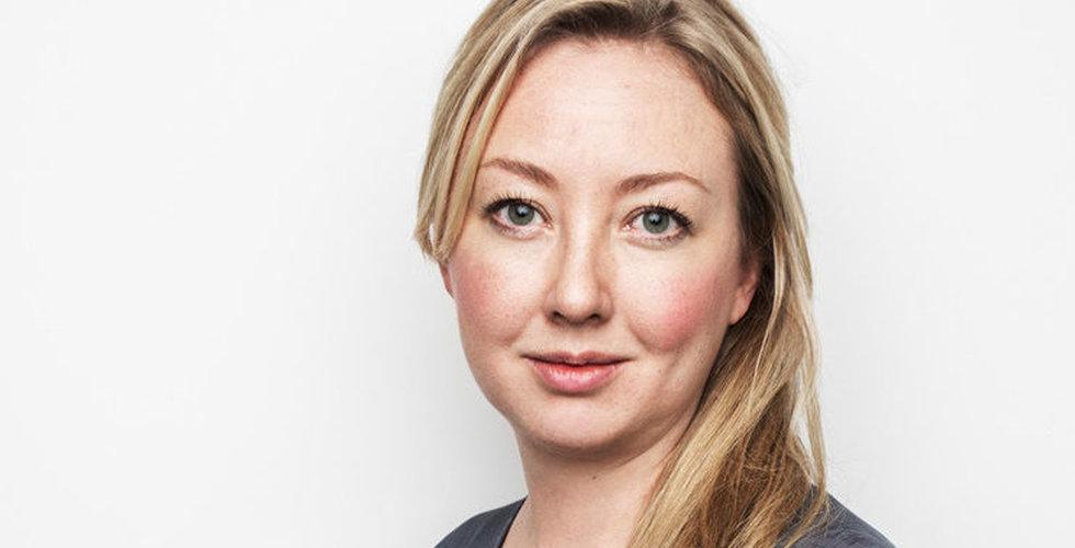 """Tidigare Spotify-toppen Sofie Grant: """"Jag längtade tillbaka till startup-scenen"""""""