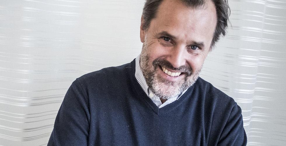 """Hjalmar Winbladh säljer allt i EQT: """"Ett undantag för en specifik individ"""""""