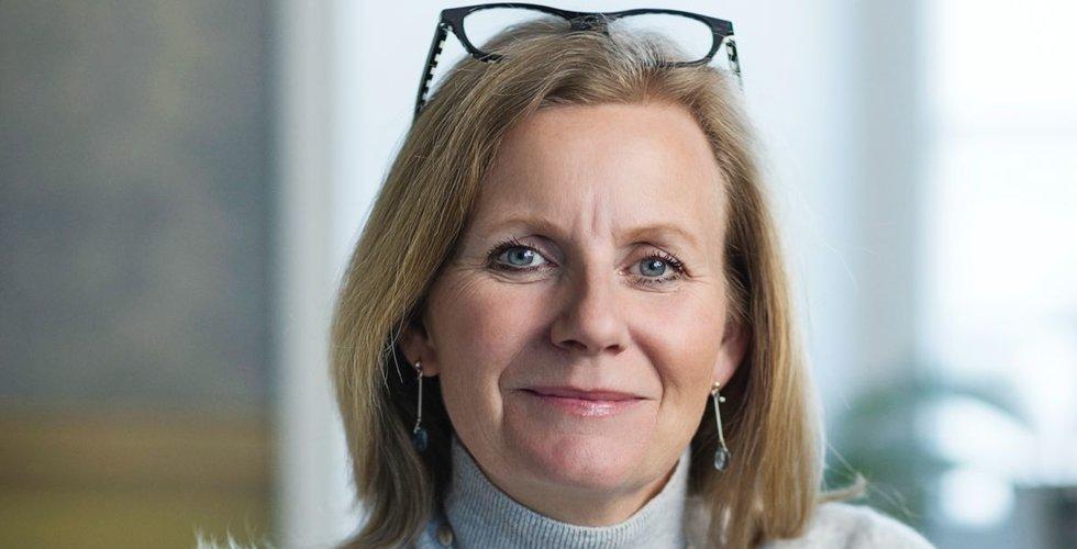 Telias Sverigechef Héléne Barnekow lämnar