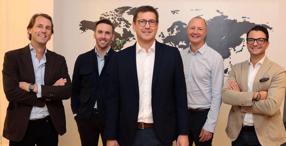 Umeå-bolaget COS Systems ska förse USA med bredband – köps upp