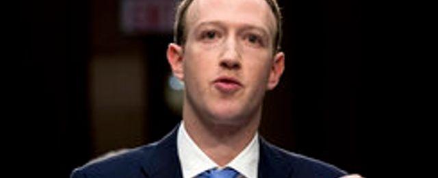 Kritik mot Facebook efter terrorattacken i Nya Zeeland