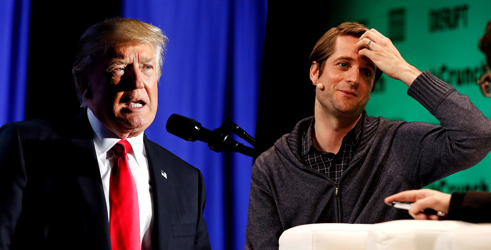 Breakit - Sebastian Siemiatkowski: Trump och brexit kan gynna oss