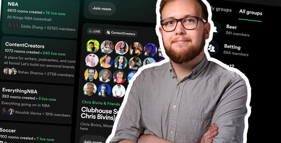 Spotifys Clubhouse-dödare Greenrom – så bra (och kul) är den