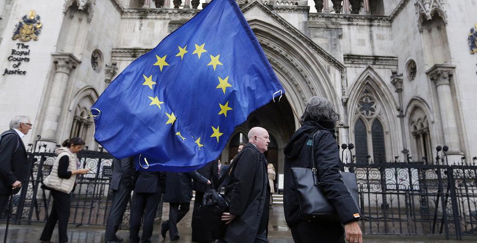 EU tar strid mot Trumps inreseförbud
