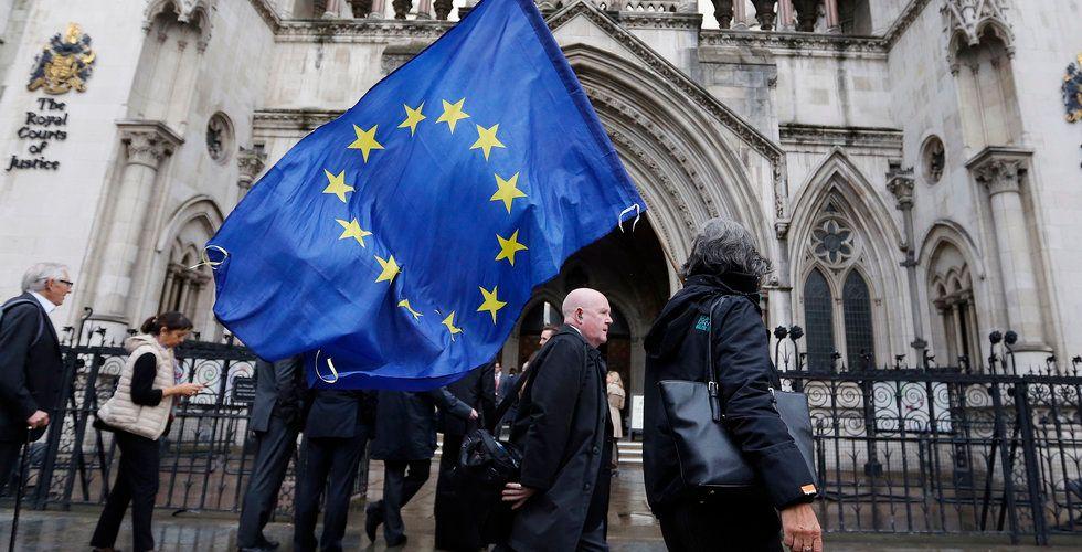 Breakit - EU tar strid mot Trumps inreseförbud