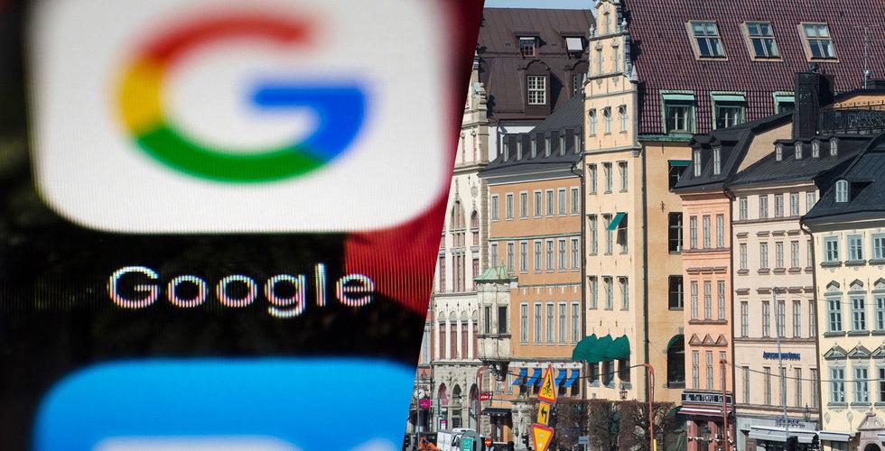 Breakit - Google bygger digital stadsdel i Toronto - som är tio gånger större än Gamla stan