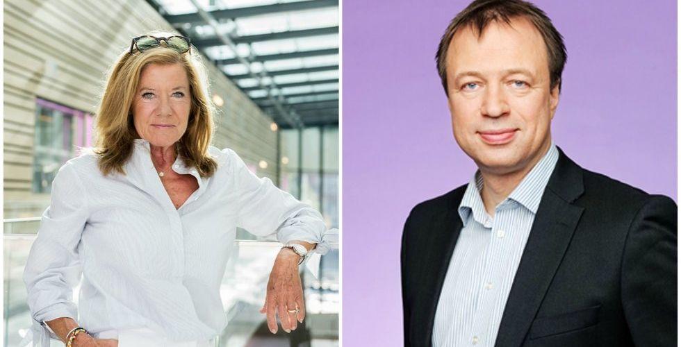 Tog Lena Aplers digitala bank till börsen – nu slutar han