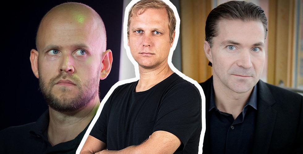 Daniel Eks ord drabbade mig – nu lämnar jag Stockholm