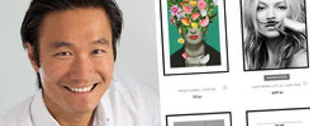 Desenio täljer guld på affischer – gör vinst på över 120 miljoner