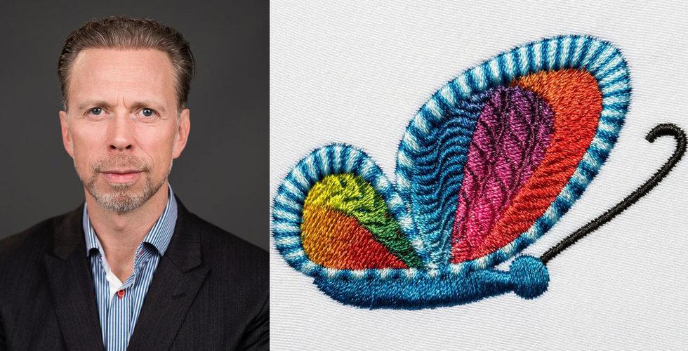 Joakim Stabergs färglada trådar belönas med 20 miljoner kronor från EU