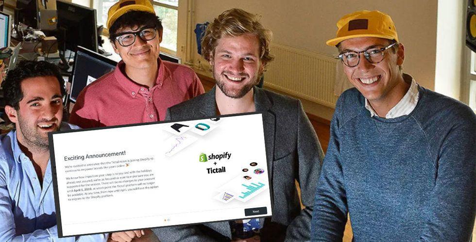 Tictail köps upp av Shopify