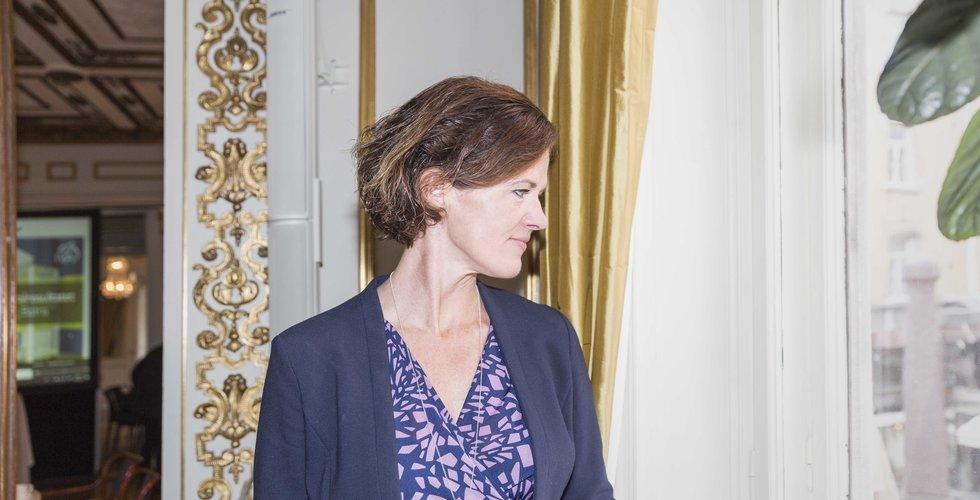Anna Kinberg Batra byter bank – från Avanza till Collector
