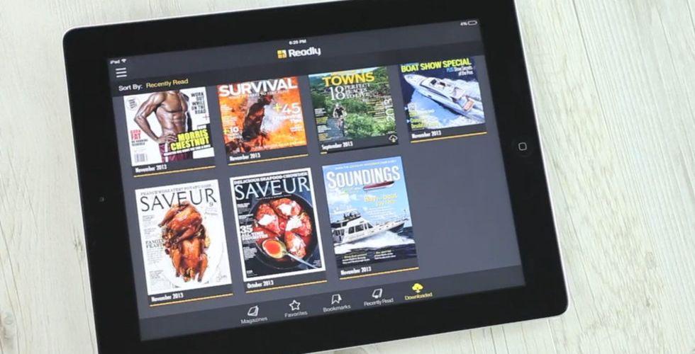 Räddar Readly magasinen? Hittills är svaret nej