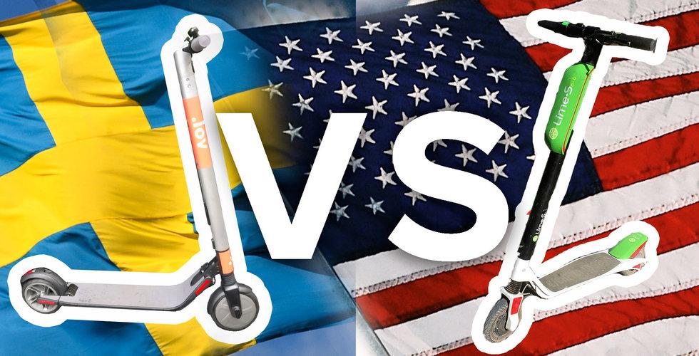 Lime förbereder Sverige-lansering – bäddar för elscooterkrig på Stockholms gator