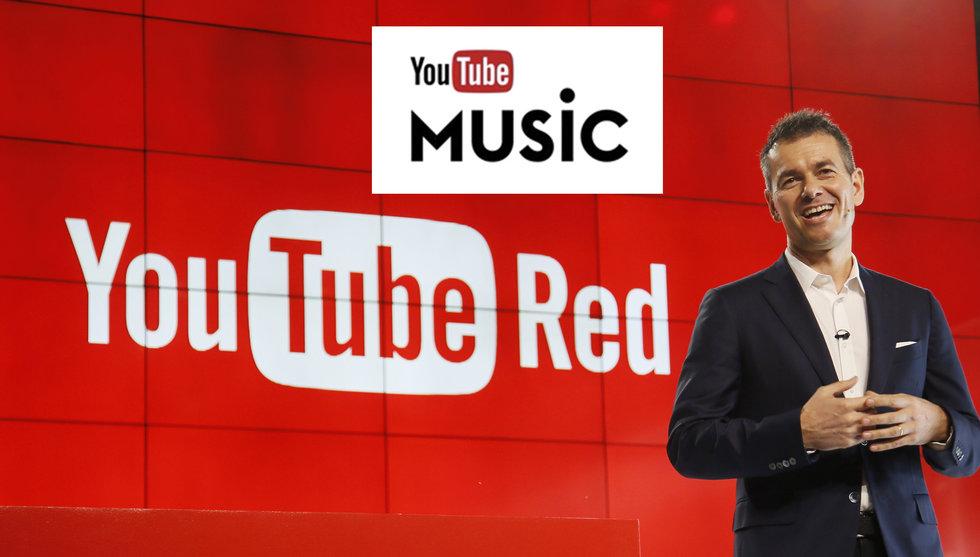 Breakit - Se upp Spotify – nu släpper Youtube renodlad musik-app