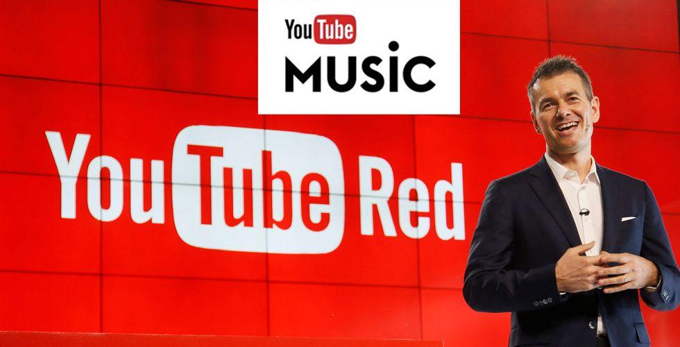 Se upp Spotify – nu släpper Youtube renodlad musik-app