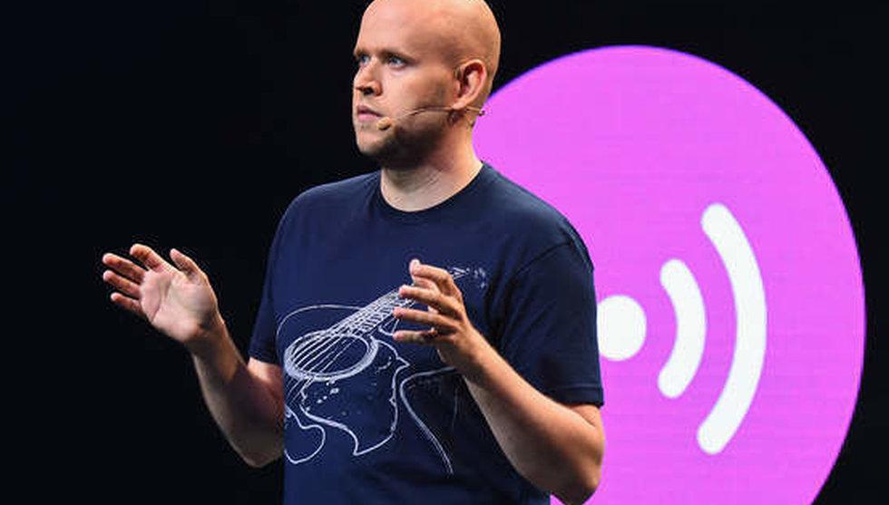Spotify köper upp två startups – vill vidareutveckla sin produkt