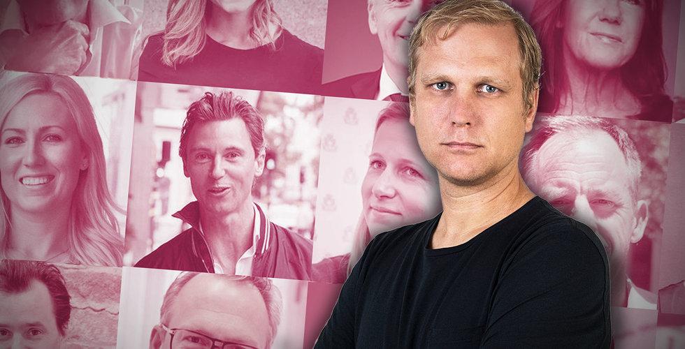 Jag har bevakat dem i 20 år – här är Sveriges 51 hetaste investerare (och de okända detaljerna du behöver veta)