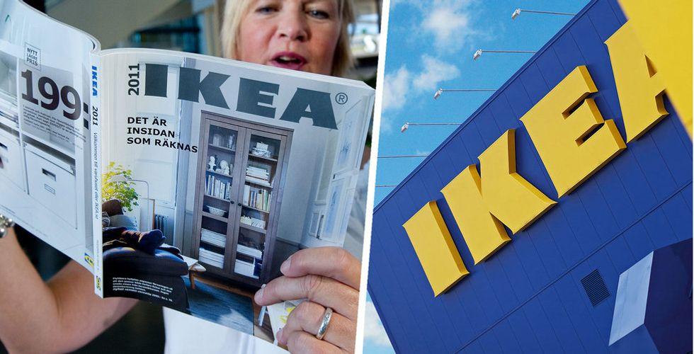 """Ikea skrotar klassiska katalogen: """"Emotionellt men rationellt beslut"""""""